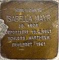 Stolperstein Salzburg, Isabella Mayr (Linzer Gasse 35).jpg
