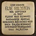 Stolperstein für Else Goldstein (Cottbus).jpg