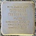 Stolperstein für Gertraud Oberreiter (St. Johann im Pongau).jpg