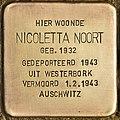 Stolperstein für Nicoletta Noort (Den Haag).jpg