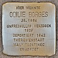 Stolperstein für Odilie Borges.JPG