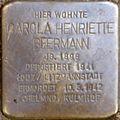 Stolpersteine Köln, Carola Henriette Beermann (Remigiusstraße 45).jpg