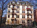 Stolpersteinlage Günthersburgalle 43.jpg