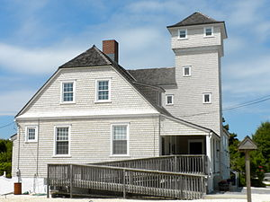 Stone Harbor, New Jersey - U.S. Life-Saving Station No. 35