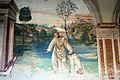 Storie di s. benedetto, 16 sodoma - Come Mauro mandato a salvare Placido cammina sopra l'acqua 03.JPG