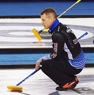 Jeff Stoughton Canadian curler