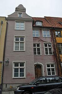 Stralsund, Fährstraße 32 (2012-03-11), by Klugschnacker in Wikipedia.jpg