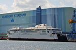 Stralsund, Volkswerft, Fährschiff Berlin (2013-07-30) 4, by Klugschnacker in Wikipedia.JPG