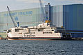 Stralsund, Volkswerft, Scandlines-Fähre Berlin, 3 (2012-01-26) by Klugschnacker in Wikipedia.jpg