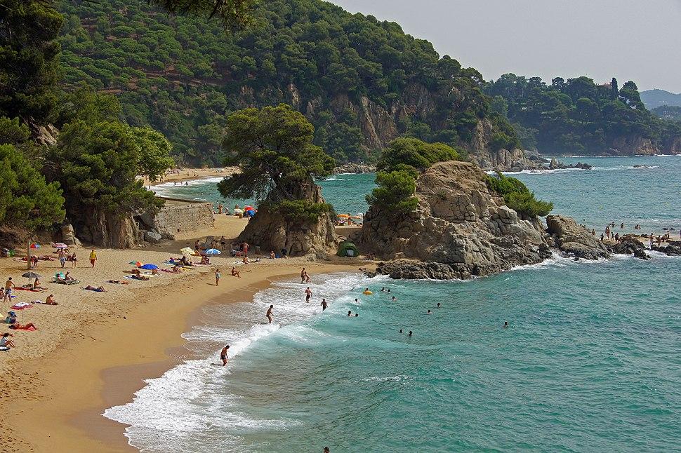 Strand Santa Cristina