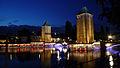 Strasbourg Ponts couverts juillet 2012.jpg