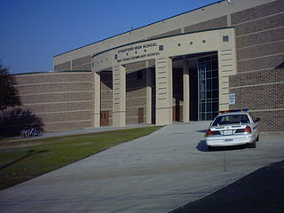 Stratford High School (Houston) high school in Houston, Texas, United States, part of Spring Branch ISD