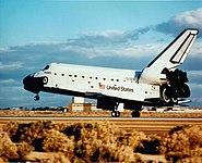 Sts-31 Landing