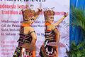 Students of Sebelas Maret University dancing the Jejer Dance, 2015-07-29 04.jpg