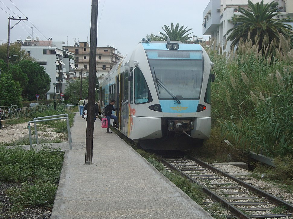 Suburban rail Patras
