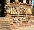 Sun Temple, Modhera Sabha Mandapa with annotation of exterior mouldings.jpg
