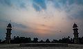 Sunset at Jahangir's Tomb (3).jpg