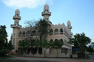 Islam in Thailand - Image: Surat Thani Mosque