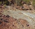 Surface of an open-pit mine, Elba, Italy.jpg