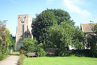 Sutton St James - Image: Sutton St. James Church geograph.org.uk 120683