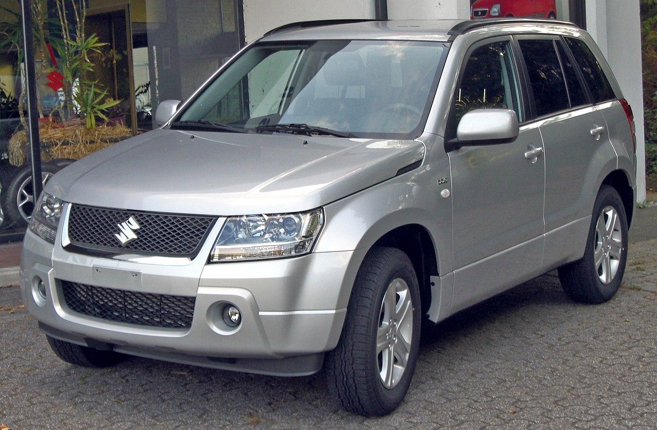 Suzuki Grand Vitara Wiki Pl