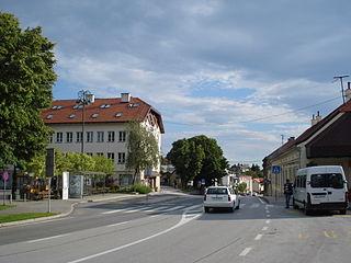 Sveti Ivan Zelina Town in Zagreb, Croatia