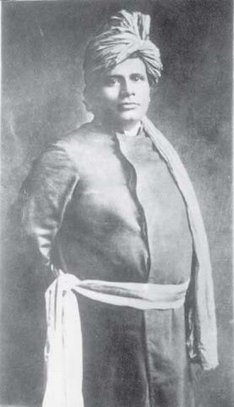 Trigunatitananda - Trigunatitananda
