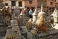 Swayambhunath Monkeys, Kathmandu, Nepal.jpg