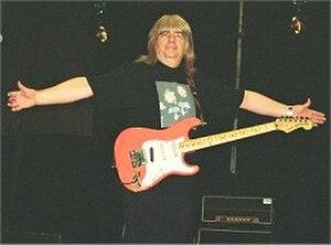 Andy Scott (guitarist) - Scott in December 2006