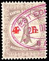 Switzerland Basel 1899 bordereau revenue 4Fr - 14A.jpg