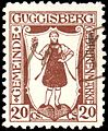 Switzerland Guggisberg 1908 revenue 20c - 3B.jpg