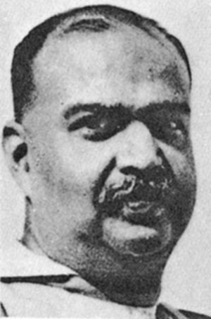 Ministry of Commerce and Industry (India) - Image: Syama Prasad Mookerjee