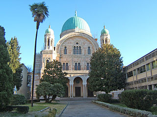 Great Synagogue of Florence synagogue