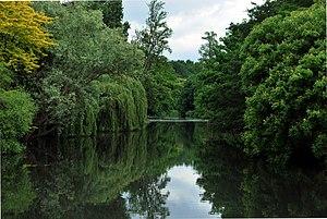 Syon Park - Lake at Syon Park