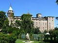 Szczytna. Zamek 1831-1937. 01..JPG