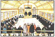 Täuferdisputation 1525
