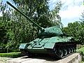 T-34 Tank Monument - Silistra - Bulgaria (29257384228).jpg