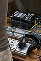 TB-303, TR-606, MPC500, Micro racks.jpg