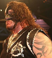 TNA Impact Zone tapings Abyss July 2010.jpg