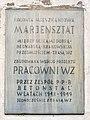 Tablia kolonia mieszkaniowa Mariensztat ul. Mariensztat 15.jpg