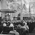 Tachtigjarig bestaan Vrije Universiteit van Amsterdam De rector Magnificus prof, Bestanddeelnr 915-6531.jpg