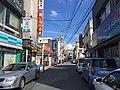 Taejong-ro in Gyeongju.jpg