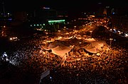 Tahrir Square on July 15th 2011