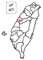 Taichung City location.png