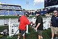 Tailgate Bayhawks Game Navy Marine Corps Memorial Stadium (29150720548).jpg
