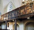 Tallinn Heiliggeistkirche Empore.JPG