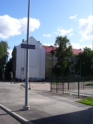 Sibulaküla - Image: Tallinn Sibulakyla 1