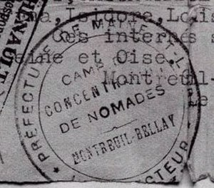 Romani people in France