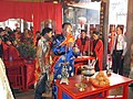Taoist ceremony at Xiao ancestral temple in Chaoyang, Shantou, Guangdong (inside) (3).jpg