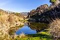 Tarns by Yeats Ridge Hut, West Coast, New Zealand 17.jpg